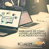 Programa 007 - #CaféSM por Telemedellín Radio - Aquí te escuchas - Abril 8 de 2015