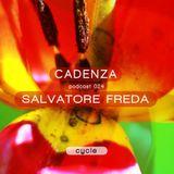 Cadenza   Podcast  024 Salvatore Freda (Cycle)