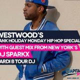 DJ Sparkx (Cardi B's Tour DJ) reppin for New York - Westwood Hip Hop Mix Show