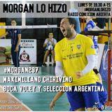 Maximiliano Chirivino Boca Voley y Selección Argentina
