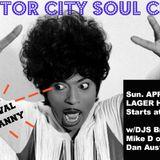 MOTOR CITY SOUL CLUB: Dan Austin - April 6, 2014 - Lager House, Detroit