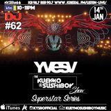 Kueymo & Sushiboy KFM Podcast Ep 66 Ft Yves V