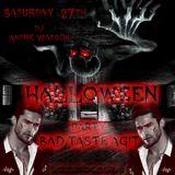 Halloween Party  Bad Taste Agit  2018