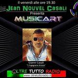 """Podcast della diretta 09/01/20 """"MusicArt"""" Speciale U2  condotta e ideata da Jean Nouvel Casali"""