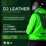 DEEJAY LEATHER -THE EXTENSION SHOW HERO RADIO 99.0FM SET 8
