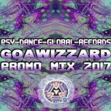 Goawizzard - Promomix 2017 (Psy-Dance-Global Rec,HH/Germany)