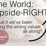 The World Upside-Right