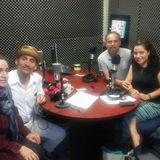 entrevista a Ignacio Ayala, Elizabeth Solos y Camila de Santiago