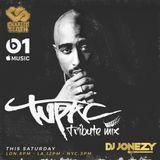 DJ Jonezy - Beats1 x 2Pac Mini Mix - Charlie Sloth Rap Show