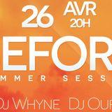 Caribbean Mix Session - Dj Whyne - 26.04.14 - Zouk Session