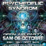 Dj Z3NKAI - Dj set @ Psychedelic Syndrom, France