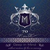 Deep in Mind Vol.70 By Manu DC