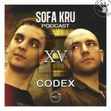 CODEX - Sofa Kru PODCAST vol.15