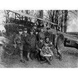 Lönnmördare, flygaräss och stalinister – historiska klappar i Vetenskapsradion Historia