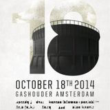 AnD  - Live At Awakenings Pres. Electric Deluxe , Gashouder (ADE 2014, Amsterdam) - 18-Oct-2014