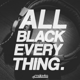 ALL BLACK EVERYTHING @Malavita