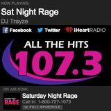 NOV 29 MIX 2 - Saturday Night Mix on DC's 1073 (WRQX FM Washington, DC) Recorded LIVE - DJ TRAYZE