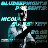BluDeepNights on Westradio Vol.48 Aleksandar Savkovic and Nicolas Masseyeff