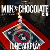 Milk'n'Chocolate's June 2014 Airplay