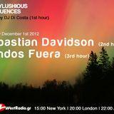 MoodyLushious Influences Episode 20 (December 2012 Edition) (Promo Guest Mix By Sebastian Davidson)