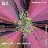Emotional Landscapes - 2nd January 2017