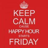 Happy Hour Fridays: 4-10
