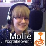 Mollie - 24/03/14 - #CCRtakeover @CCRDrivetime - Chelmsford Community Radio