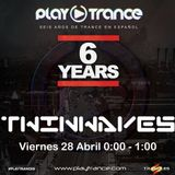 Twinwaves - PlayTrance Radio 6º Aniversario (Back 2 Reality Special)