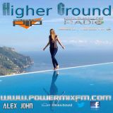 HIGHER GROUND Ep.001(powered by Phoenix Trance Promotions)30.08.2015