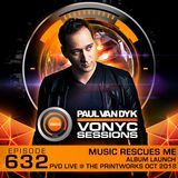 Paul van Dyk's VONYC Sessions 632 - Album Launch Party Live @ Printworks, London 2018