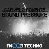 Sound Pressure #1 by Carmelo Ponente