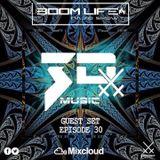Boom Life Radio Show 030 Special Set - 3D Music