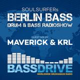 Berlin Bass 053 - Guest Mix by MAVERICK & KRL