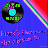 Flark's Mixed Moods Liveset: A 2 hour retro-trip to the electronic 90's!