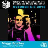 Maggs Bruchez - 2018 WKDU Electronic Music Marathon
