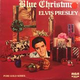 Elvis Presley ‎– Blue Christmas