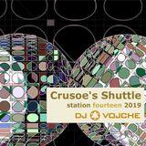 Crusoe's Shuttle station fourteen 2019 by DJ Vojche