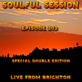Soulful Session, Zero Radio 2.12.17 (Episode 202) LIVE From Brighton with DJ Chris Philps