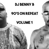 90's Hip-Hop on Repeat - 3 Hour Blast