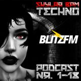 Sky so high Techno Podcast 1-18 BlitzFM