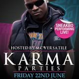 KARMA | Sneakbo Mix | DJ Triple H