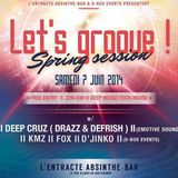 FOX - LET'S GROOVE ! SPRING SESSION II