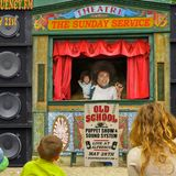 The Sunday Service radio show 39 - Alfresco Festival special Box Freq 210517
