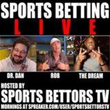 Sports Betting Live - SUPERBOWL BASH!