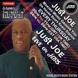 JUST JOE Presents Moving To The Groove Live On HBRS 08 - 03 - 18