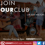 Join Our Club - 24th September 2018