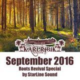 KarlribikRadioShow - September2016