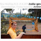 colla-gen serum at New Healing - Dreamlounge, Friday morning to the sunrise around (2014)