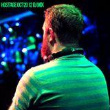 HOSTAGE OCTOBER 2012 DJ MIX