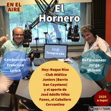 El Hornero  - Programa del lunes 18 de mayo de 2020 con Roque Ríos - Club Atlético Juniors